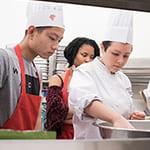 Culinary Arts students