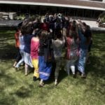 Round Dance Ceremony