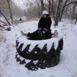 Big tires!