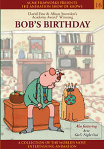 Bob's Birthday Cover Art