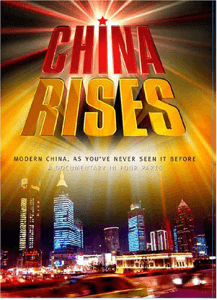 China Rises cover art