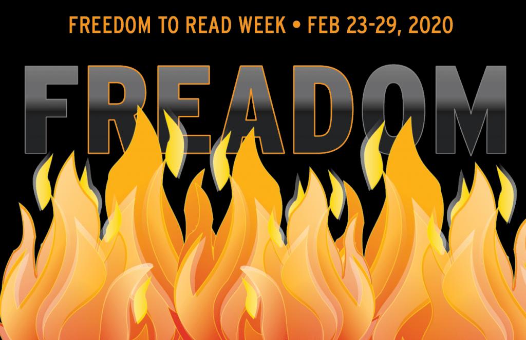 Freadom to read week