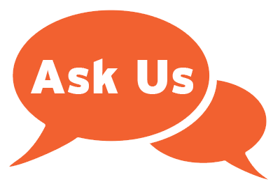 Ask Us button for Library chat