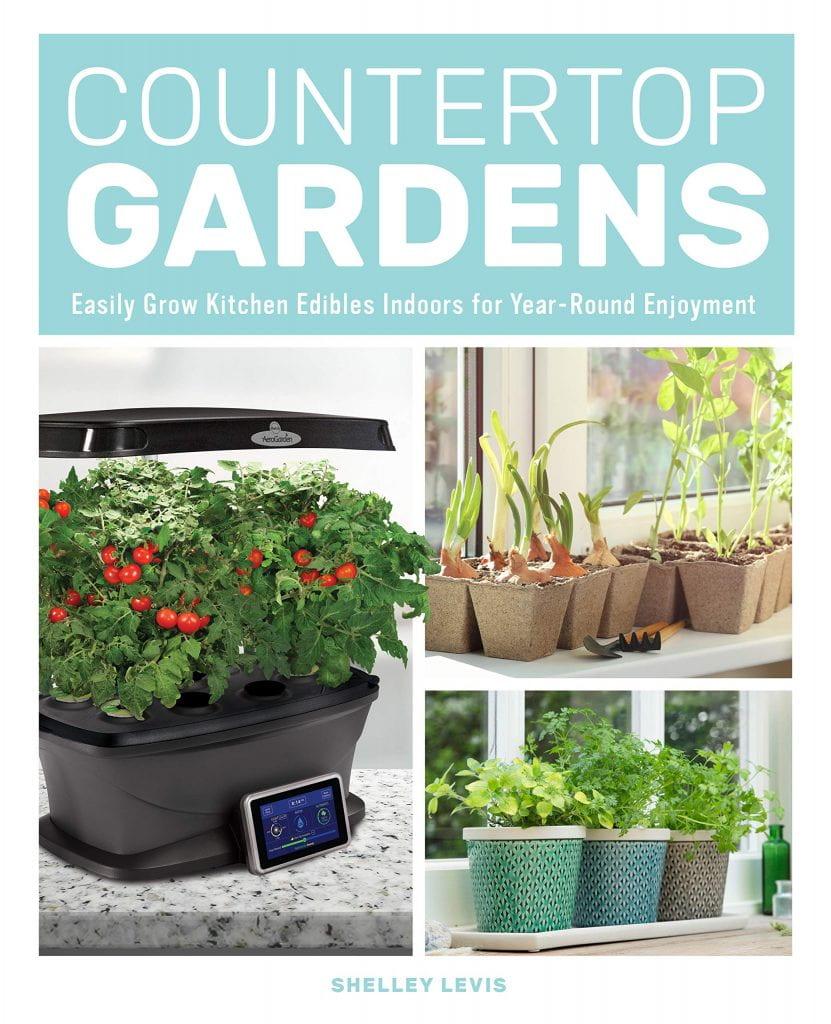 Countertop Gardens (e-book) cover art