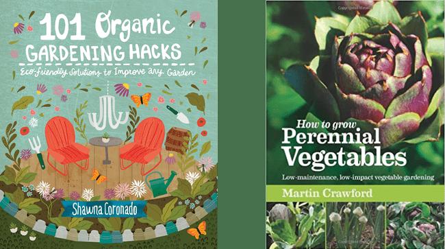Gardening ebooks cover art