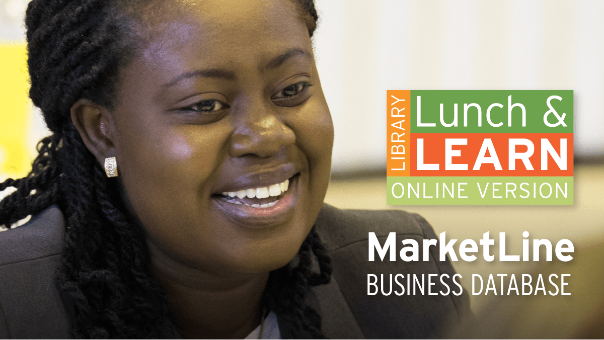 Library Lunch and Learn - MarketLine