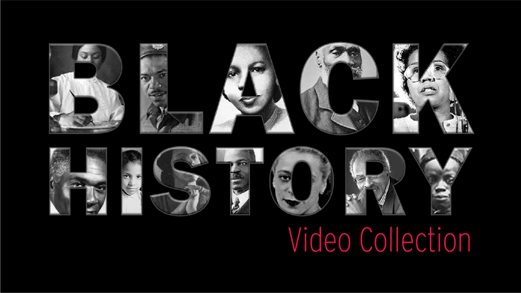Black History video collection header