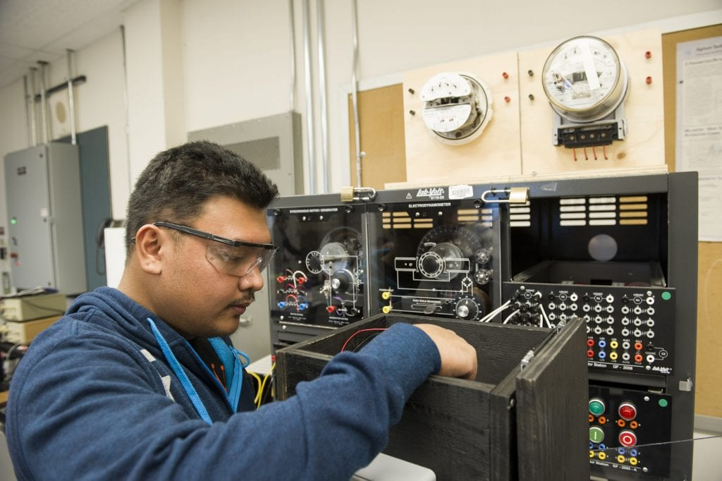 Electrical Engineering Technology, Red River College