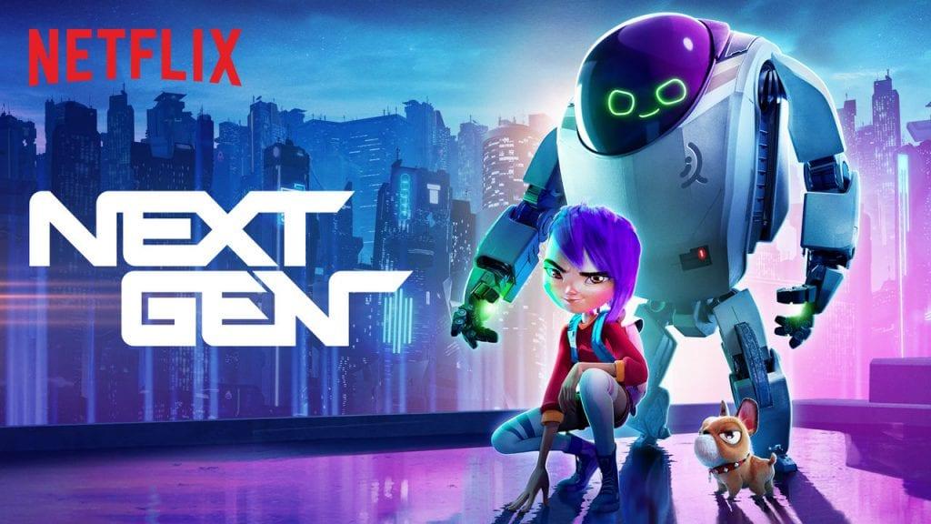 Next Gen / Netflix poster