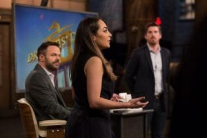 Giovanna Minenna on TV's Dragons' Den