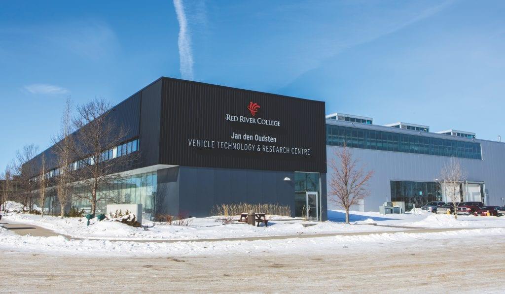 Jan den Oudsten Vehicle Technology & Research Centre