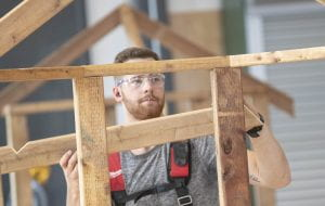 RRC Carpentry Competition, 2019