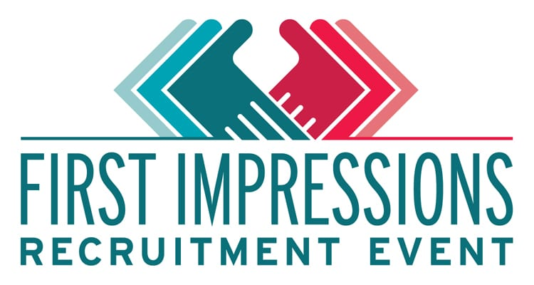 First Impressions Recruitment Event logo