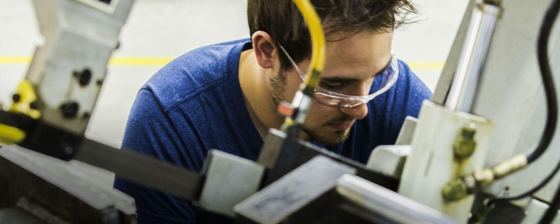 Precision Metal Machining