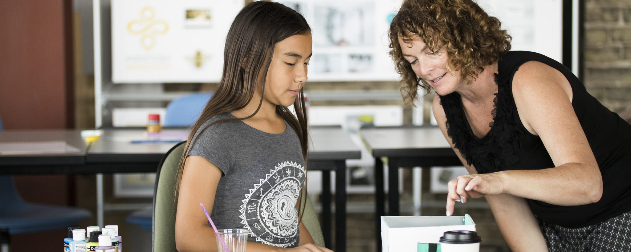 A summer camp for hands-on design skills and fun for your child