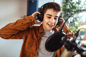Summer Youth Camp at RRC - Podcasting Boot Camp