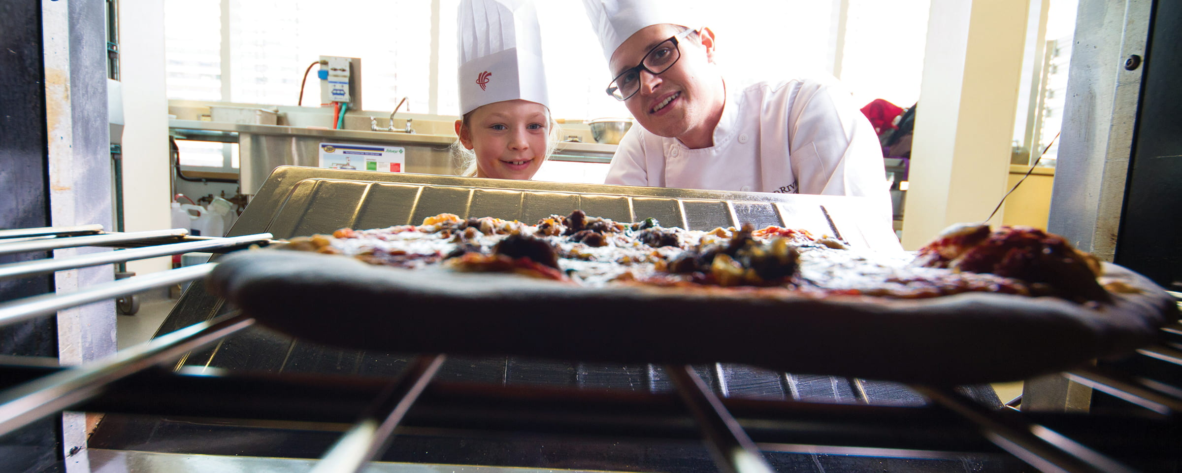 Culinary camp for kids this summer