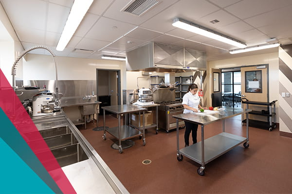 Research and Development Kitchen