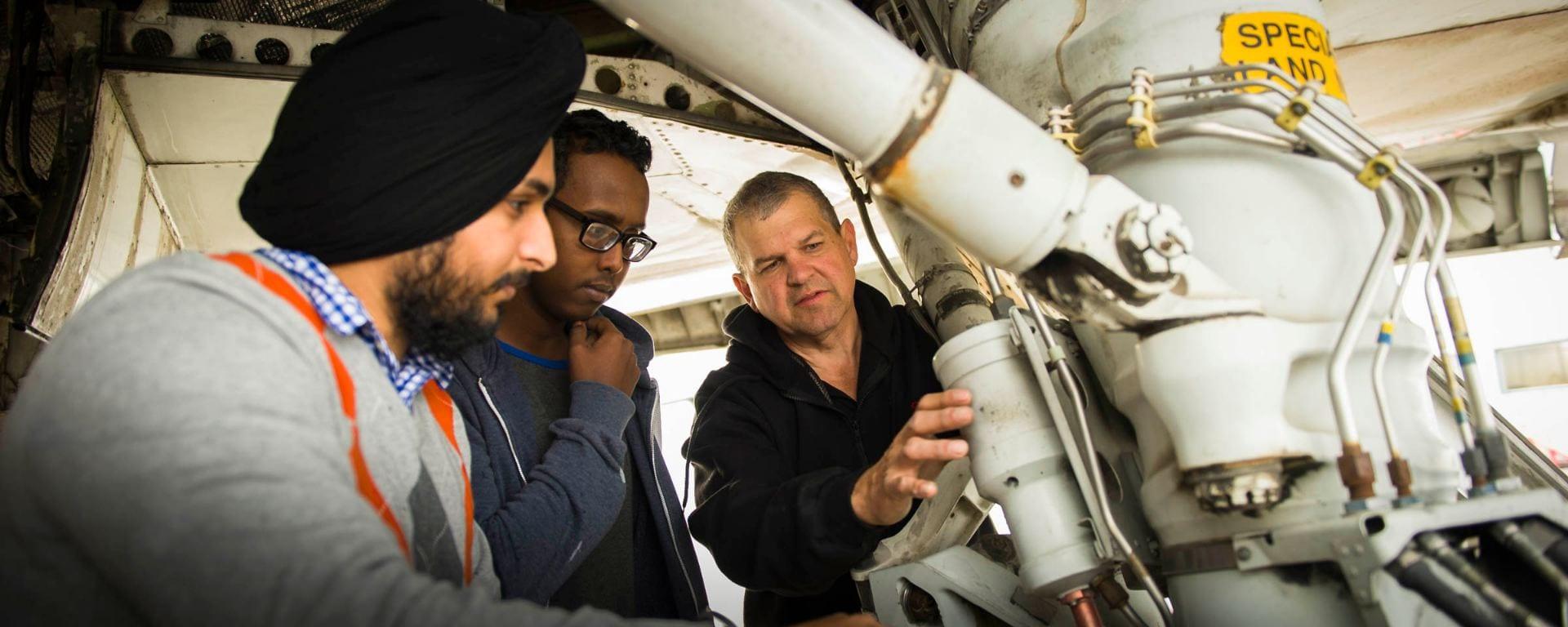 Aircraft Maintenance Engineer - Apprenticeship