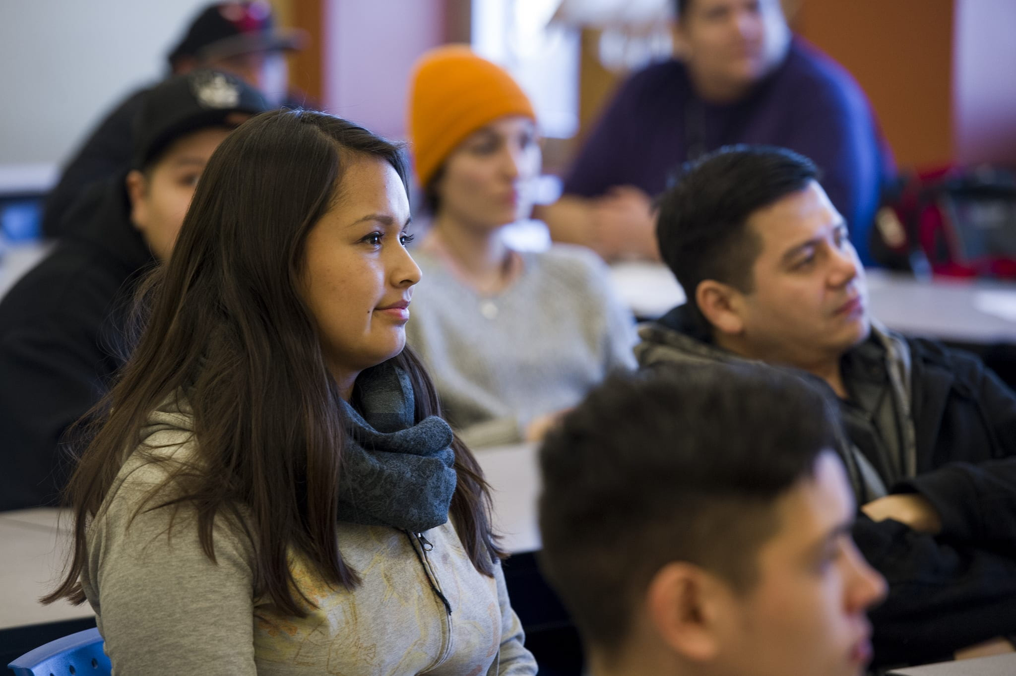 New Language Courses at RRC