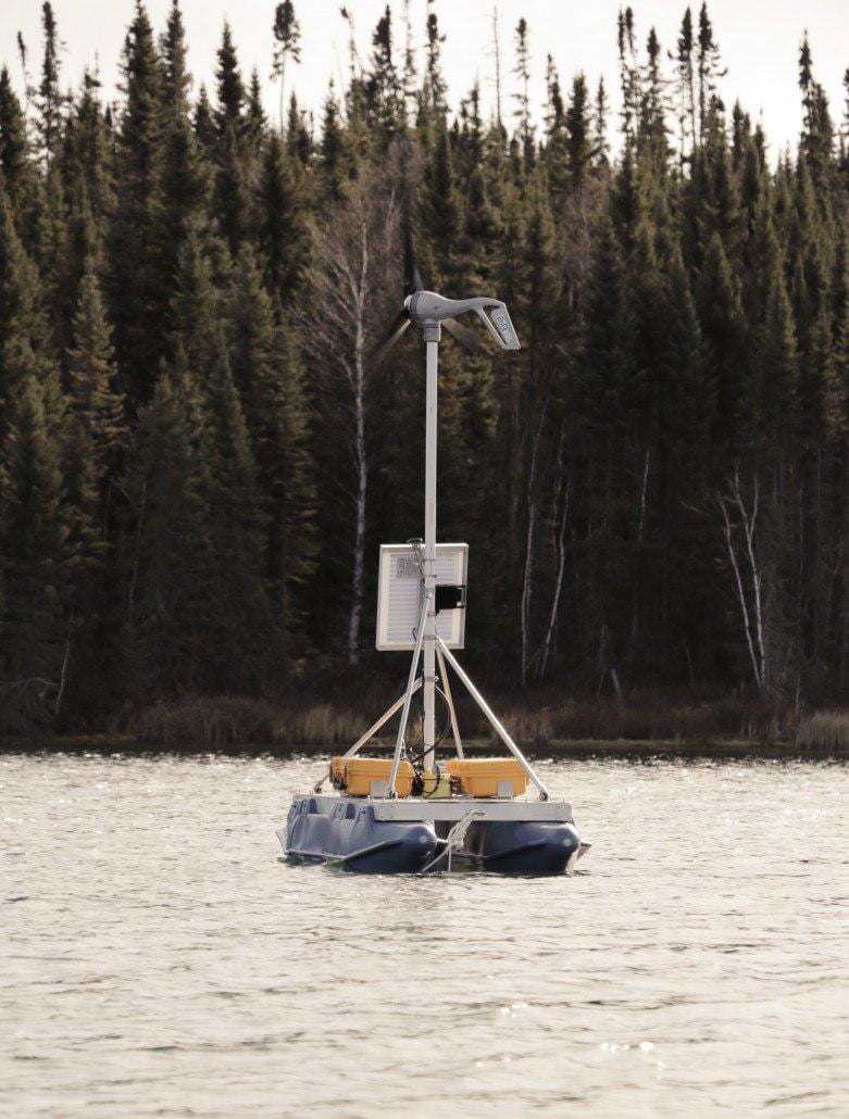 Aquatic Life - Remote Sensor Station
