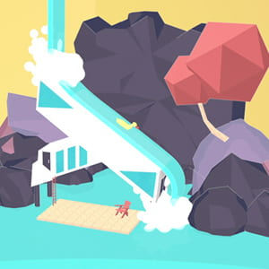 3D animation camp creation